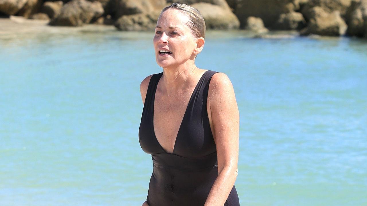 Sharon Stone Nude Photos 38