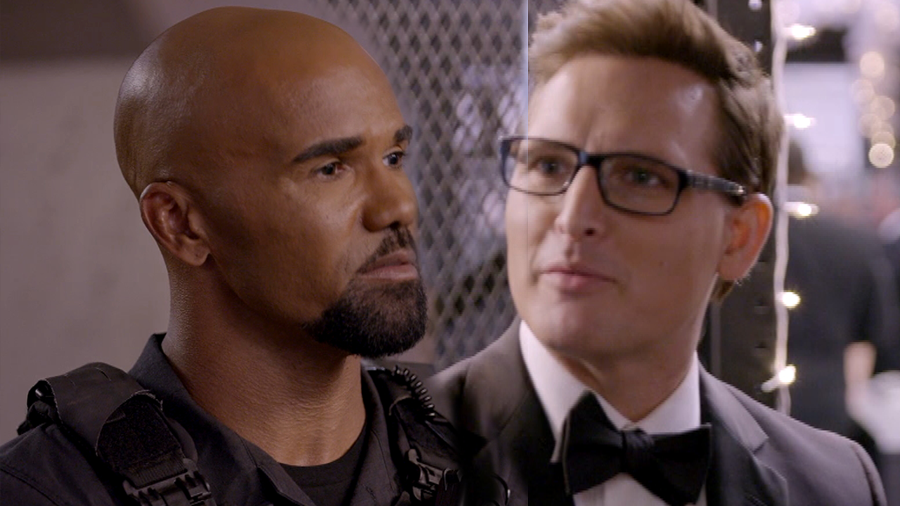 Peter Facinelli Makes His Debut On S W A T Watch The