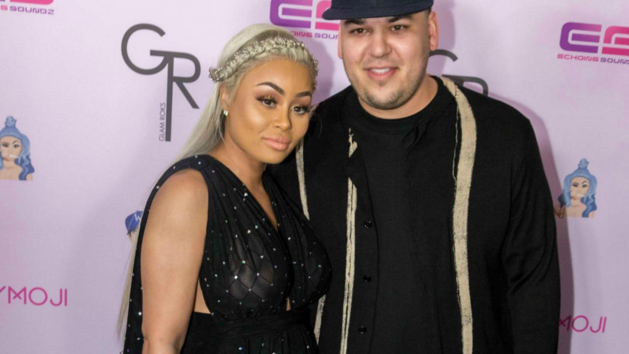 Blac Chyna Sends Rob Kardashian Birthday Wishes Amid Legal Battle With Him and His Family