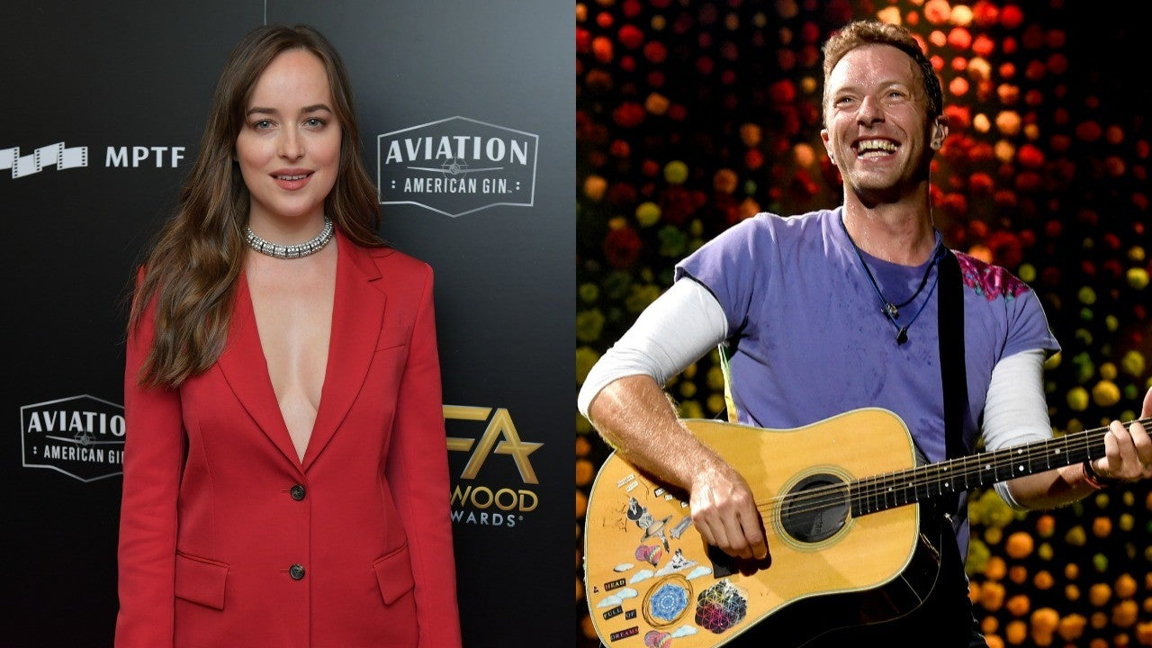 Dakota Johnson Co-Directed New Coldplay Music Video for 'Cry Cry Cry'