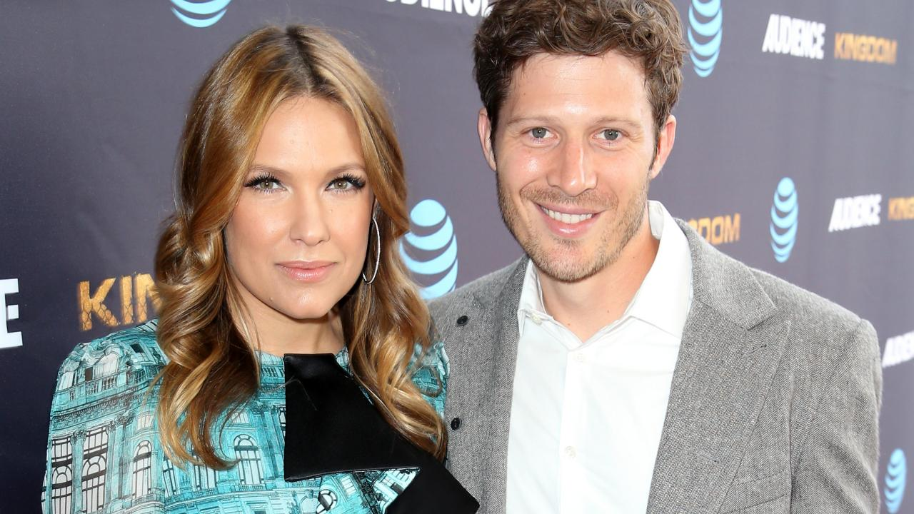 Zach Gilford and Kiele Sanchez Welcome Baby Girl   Entertainment Tonight