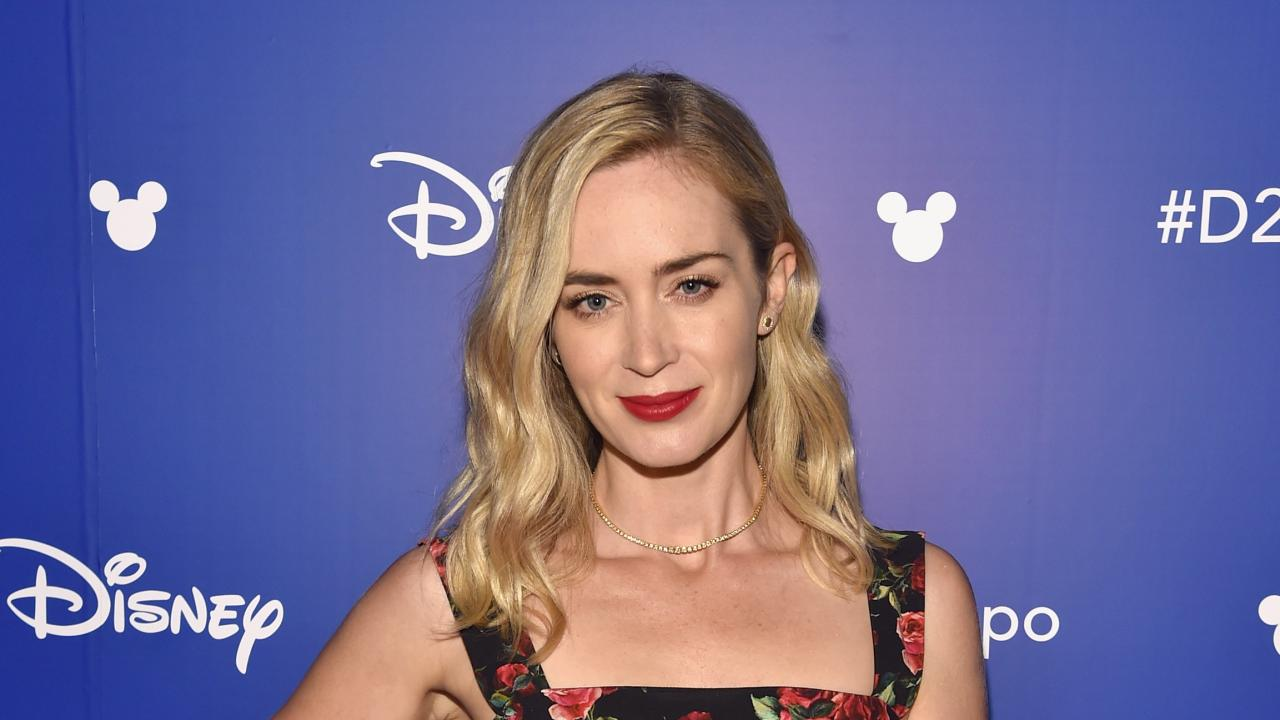 Emily Blunt Goes for a...