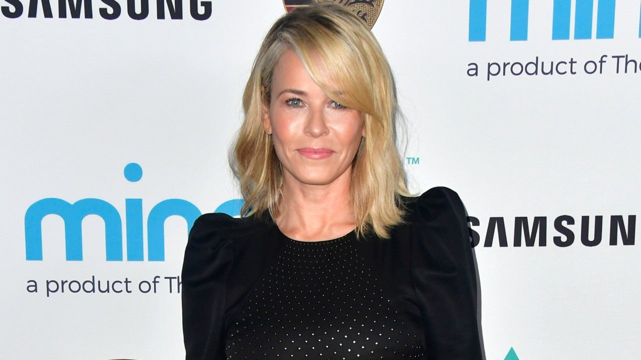 Chelsea Handler Turns Her Bra Into a Face Mask in DIY Tutorial
