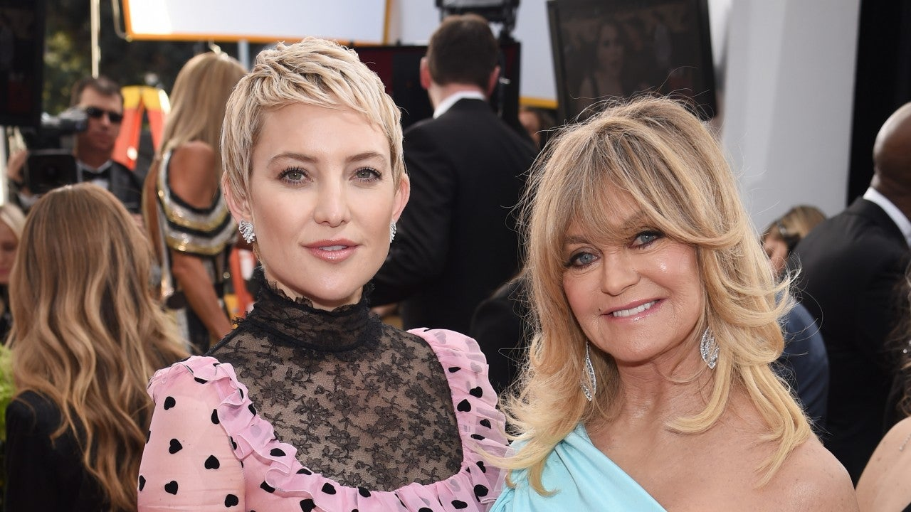Why Goldie Hawn And Kate Hudson Agreed To Co Present At