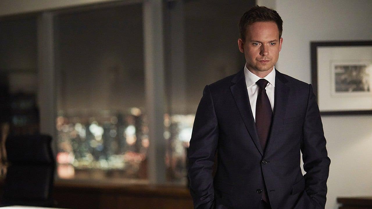 Patrick J Adams Suits