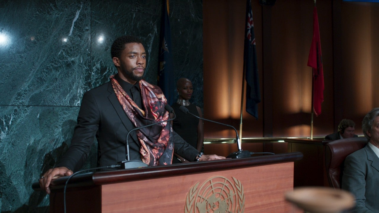The 'Black Panther' End-Credits Scenes, Explained by ...