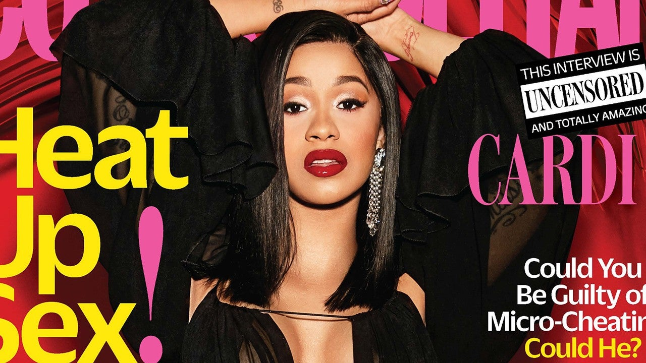 Cardi B Gets Candid About Her Decision To Stay With Fiancé