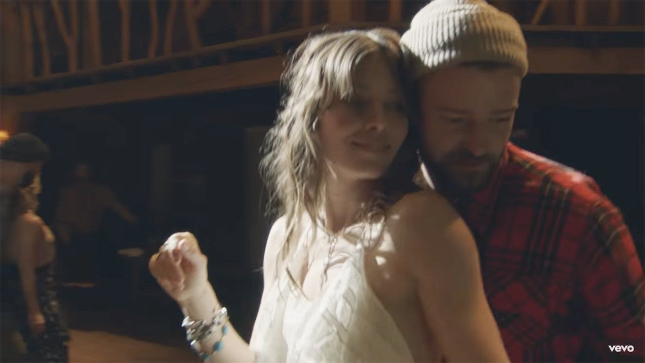 Justin Timberlake Spins Jessica Biel Around The Dance