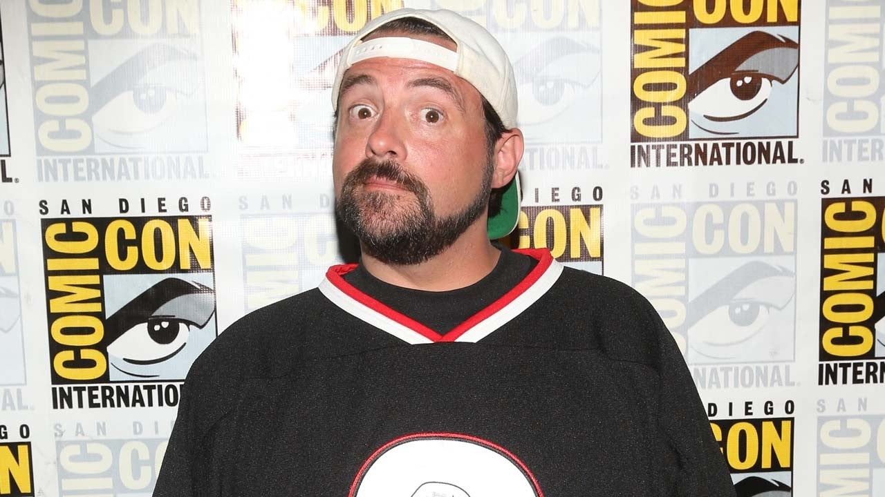 Kevin Smith Reveals How Much Weight He's Lost Since His Near