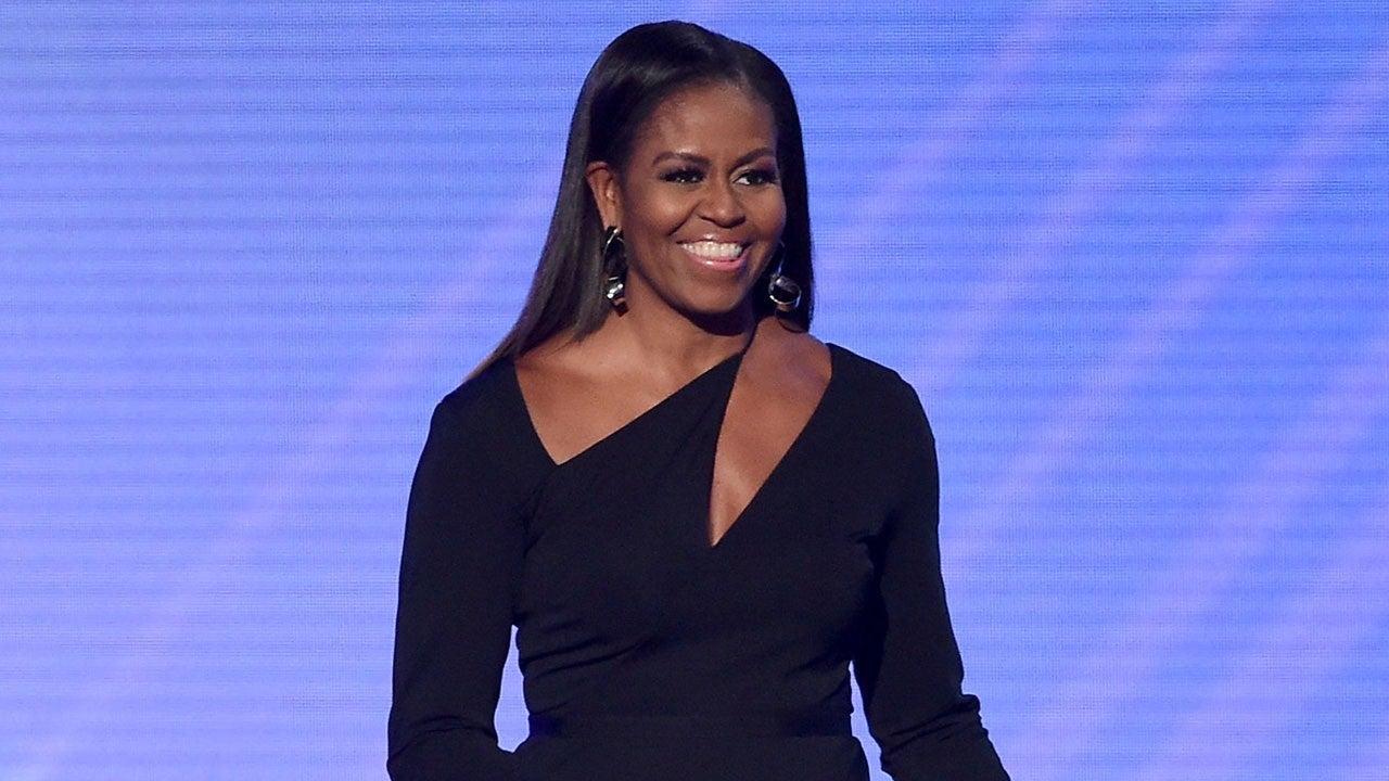 michelle obama announces  u0026 39 deeply personal u0026 39  new memoir