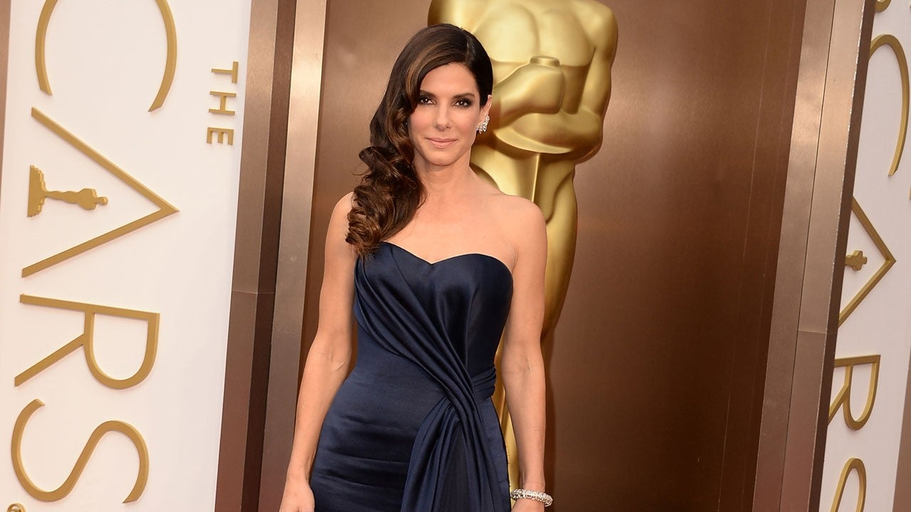 Sandra Bullock Emotionally Reveals How Son Louis Led Her to
