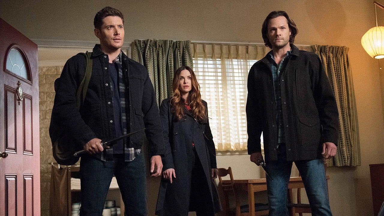 'Supernatural': Dannee...