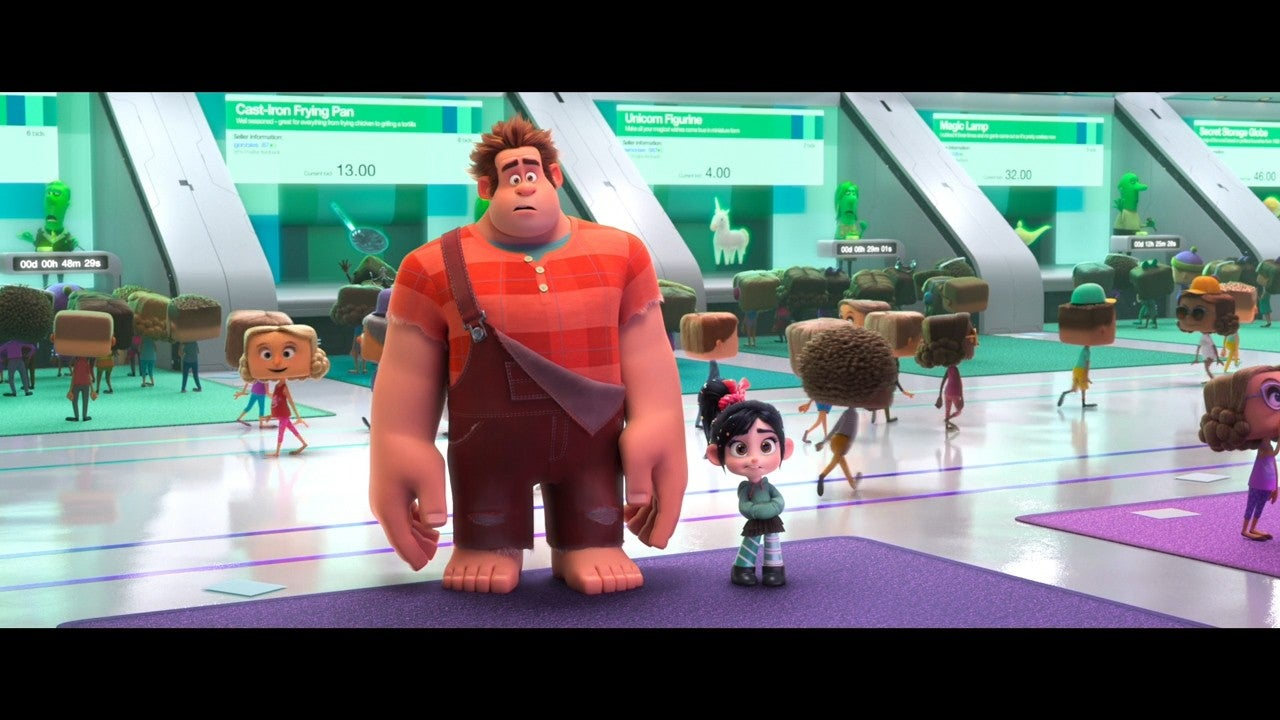 The 'Ralph Breaks The Internet: Wreck-It Ralph 2' Trailer ...Wreck It Ralph Trailer 3