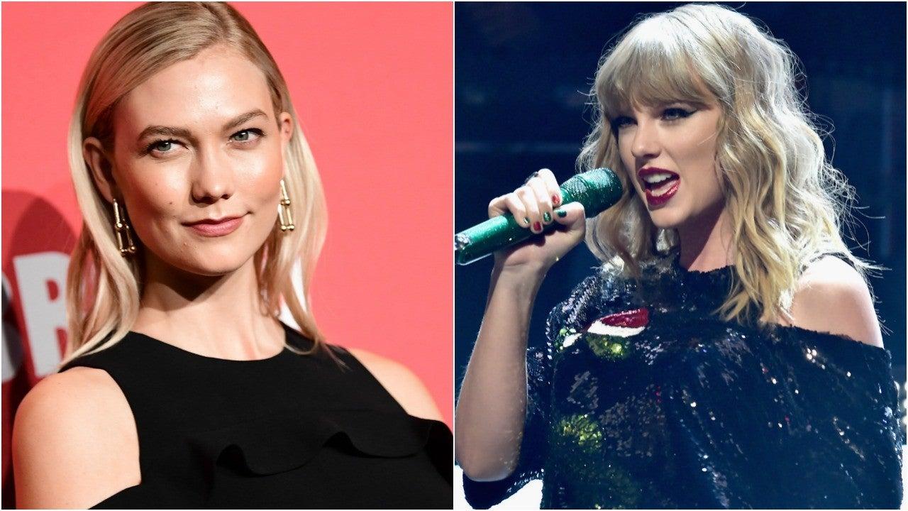 Karlie Kloss Addresses Those Taylor Swift Feud Rumors