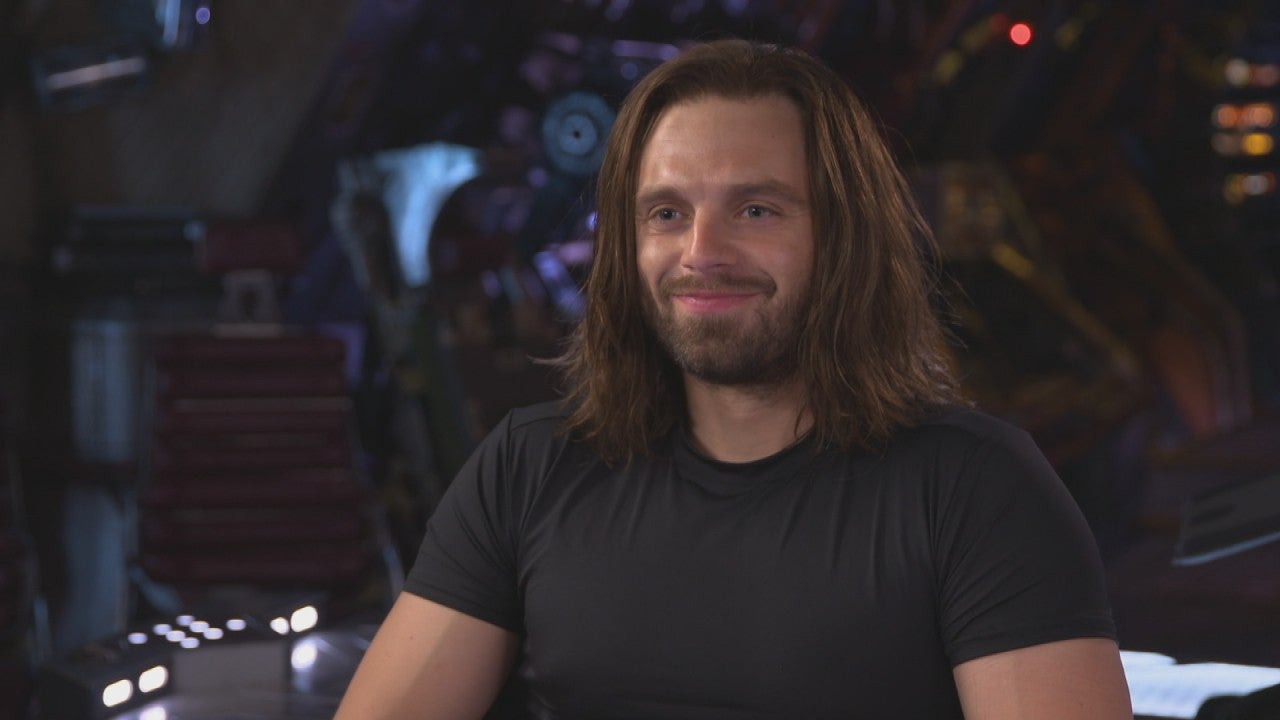 Anthony Mackie and Sebastian Stan on 'Avengers: Infinity ...