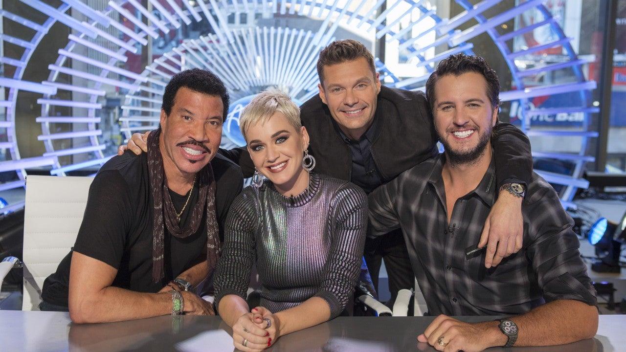 Luke Bryan Says Katy Perry's 'American Idol' Kiss Was Just 'Fun TV'