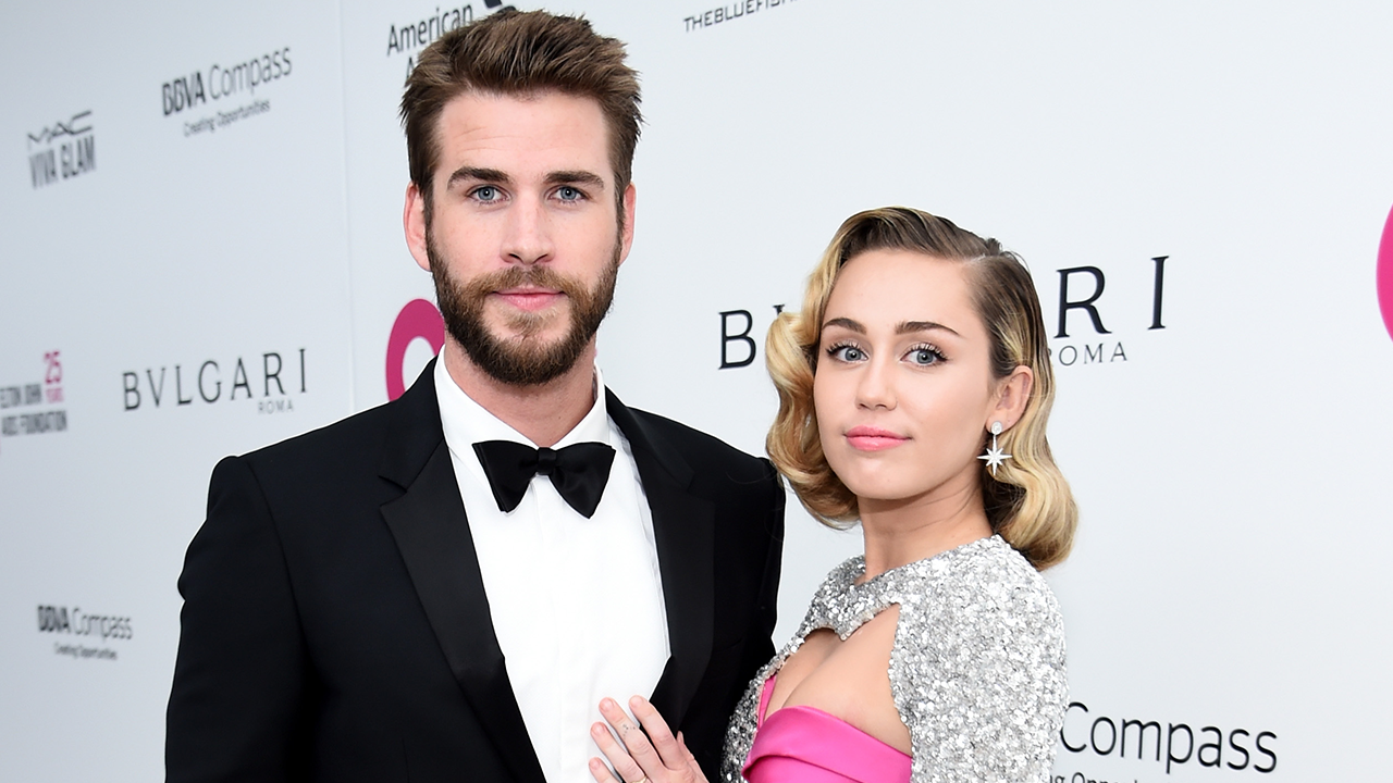 Miley Cyrus Being Very Secretive About Her Wedding With Liam