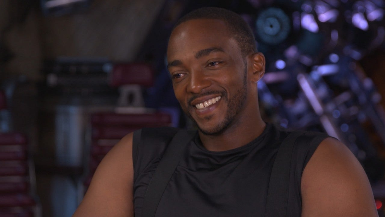 Surprise! Anthony Mackie Reveals Hes Welcomed His Third