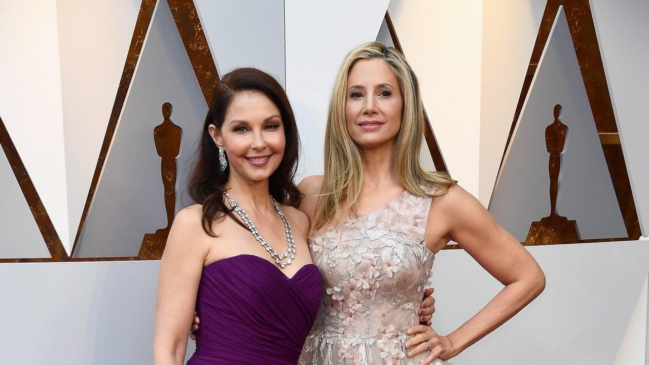 Ashley Judd Says She Woke Up Grateful Harvey Weinstein