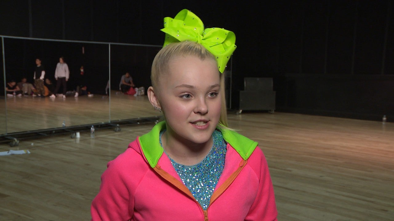 JoJo Siwa Reveals When She Might Ditch Her Signature Bows for Good!  (Exclusive)