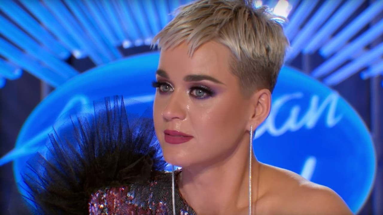 Katy Perry Brought to Tears by 'Inspirational' 'American Idol' Contestant -- See the Emotional Performance!