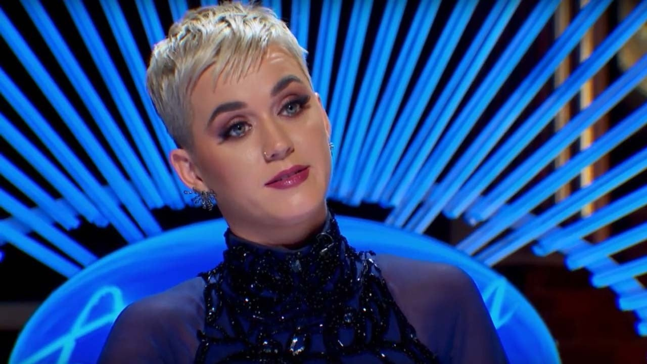 Katy Perry Subtly Shades Taylor Swift After 'Idol' Hopeful Confesses He 'Loves' Her -- Watch!