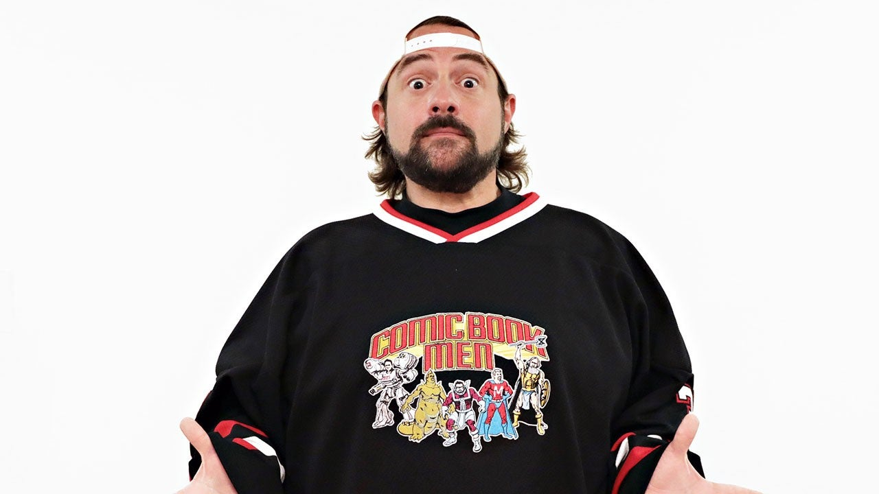 Kevin Smith Posts Jaw-Dropping Before and After Pics ...