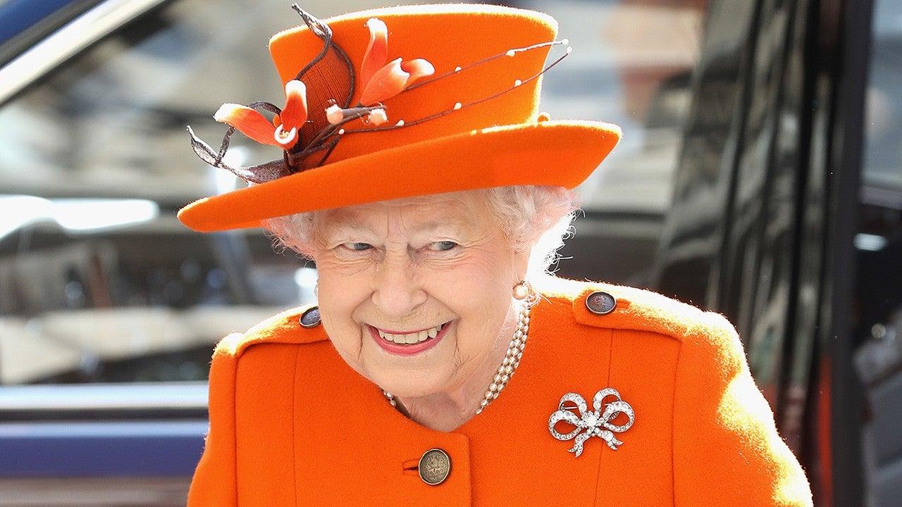 Queen Elizabeth Celebrates Birthday With Royal Family Zoom