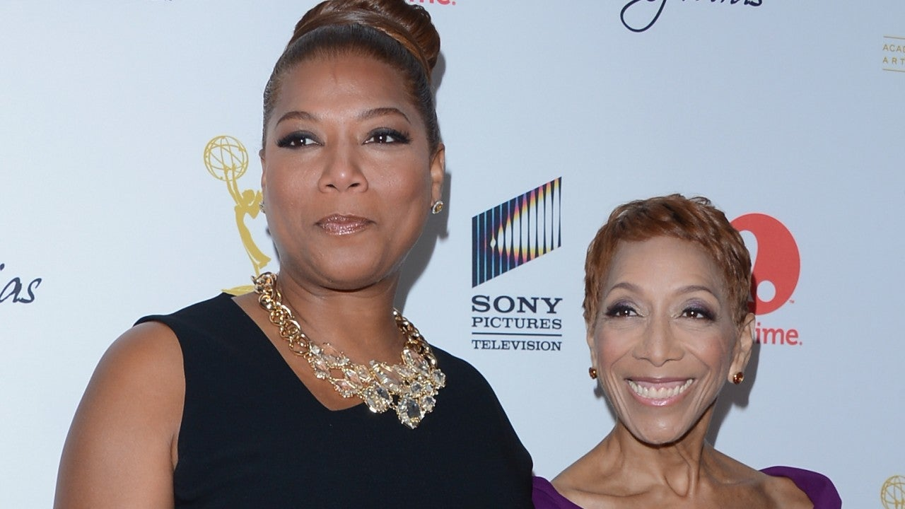 Queen Of Hearts Hairstyles: How Queen Latifah And Her Mom Rita Owens Helped Shine A