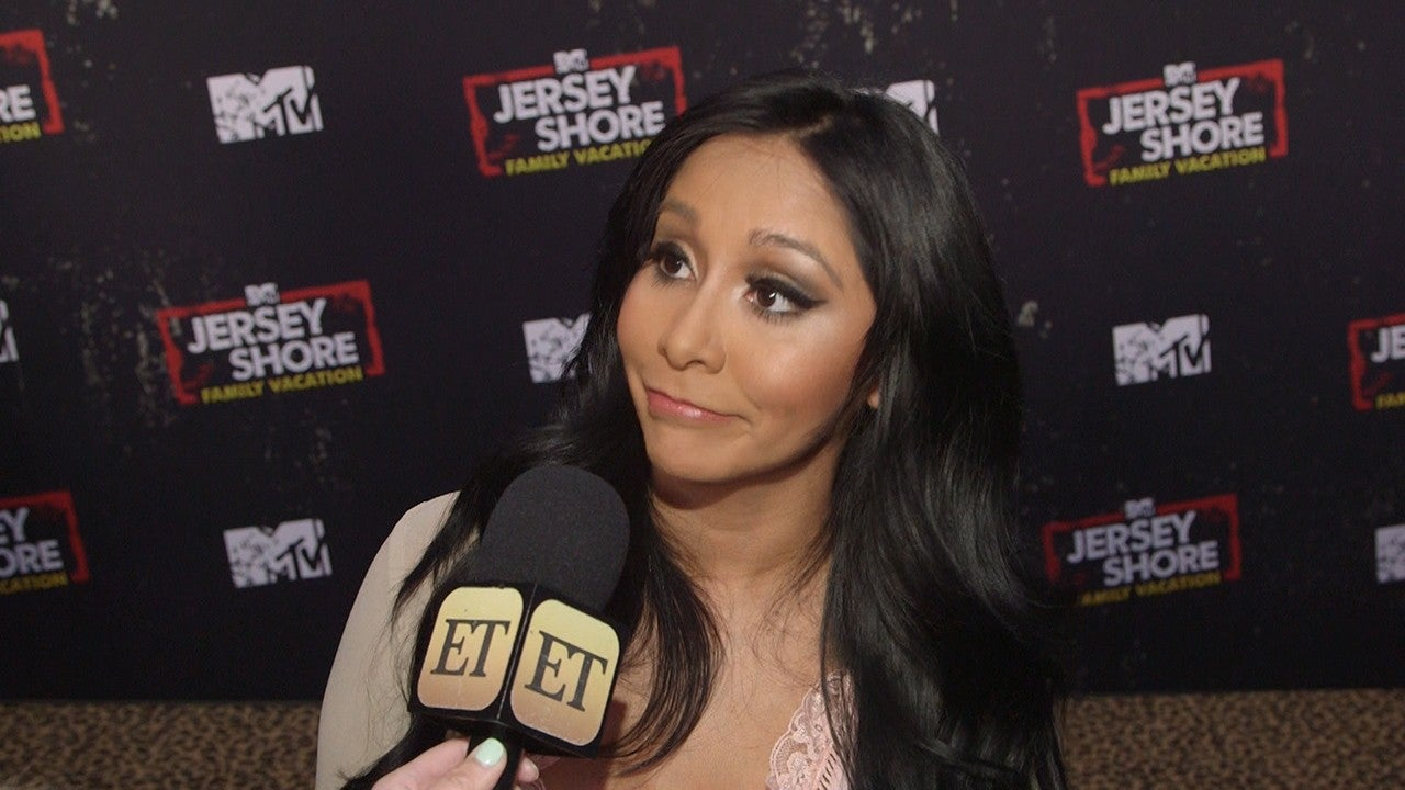 Nicole Snooki Polizzi Explains That Ruin My Marriage Moment From