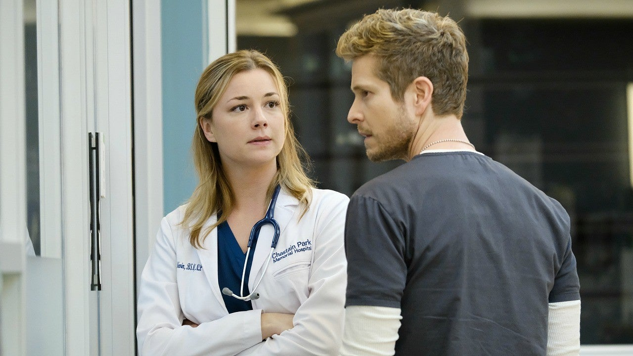 'The Resident' Star Breaks Down Heartbreaking Death and ...
