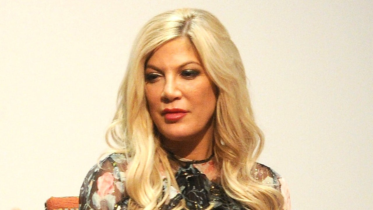 Tori Spelling Had A Breakdown Due To Stress Of Marriage