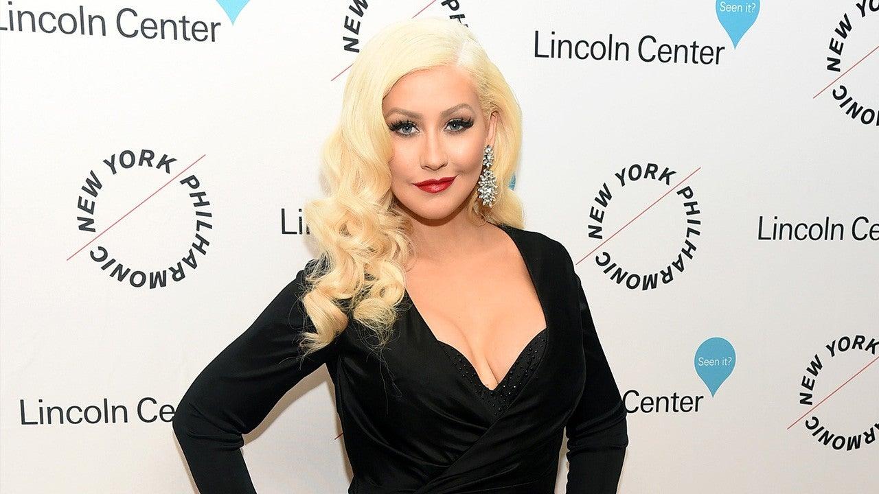 Christina Aguilera Celebrates Fiance Matthew Rutler's ... бритни спирс