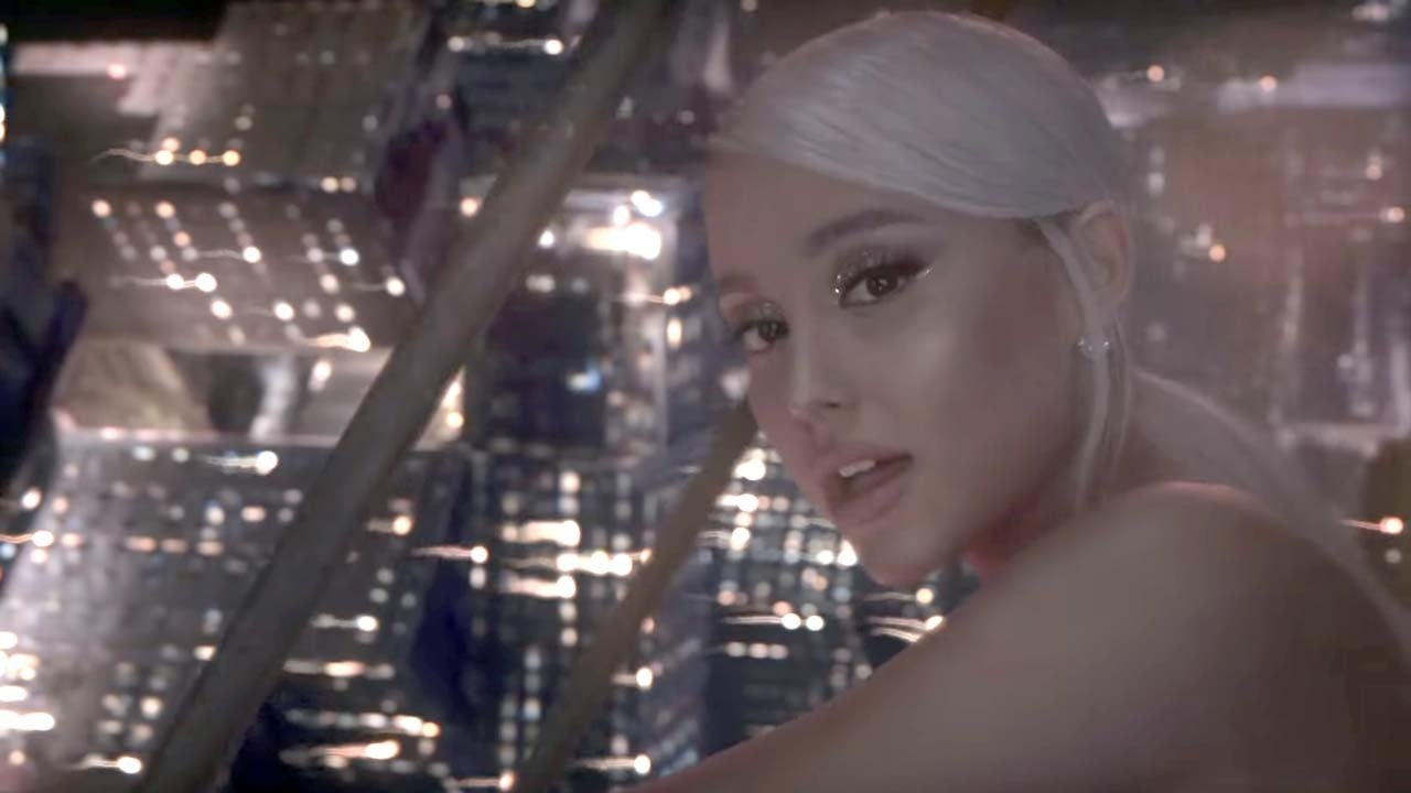 Ariana Grande Drops First Single Since Manchester Tragedy