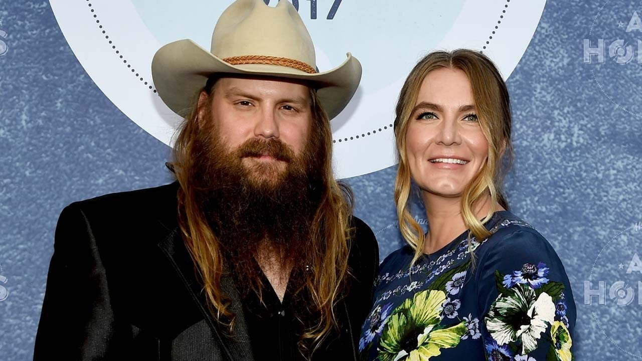 Chris Stapleton Expecting Baby No 5 With Wife Morgane