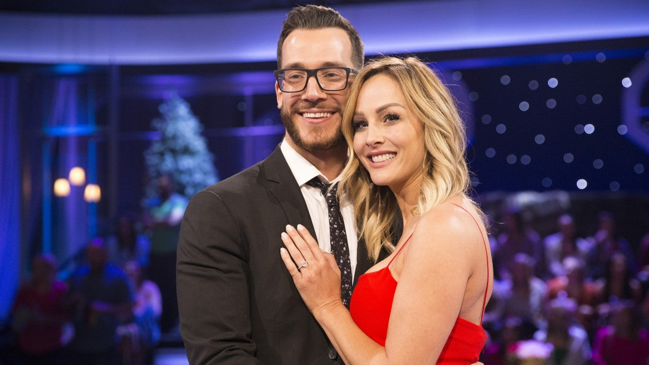 bachelor winter games stars clare crawley benoit split