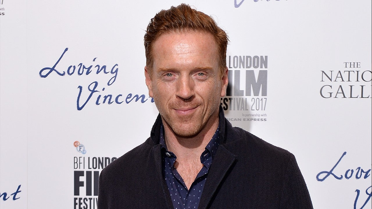 Damian Lewis Is Completely Unrecognizable Playing Former ...