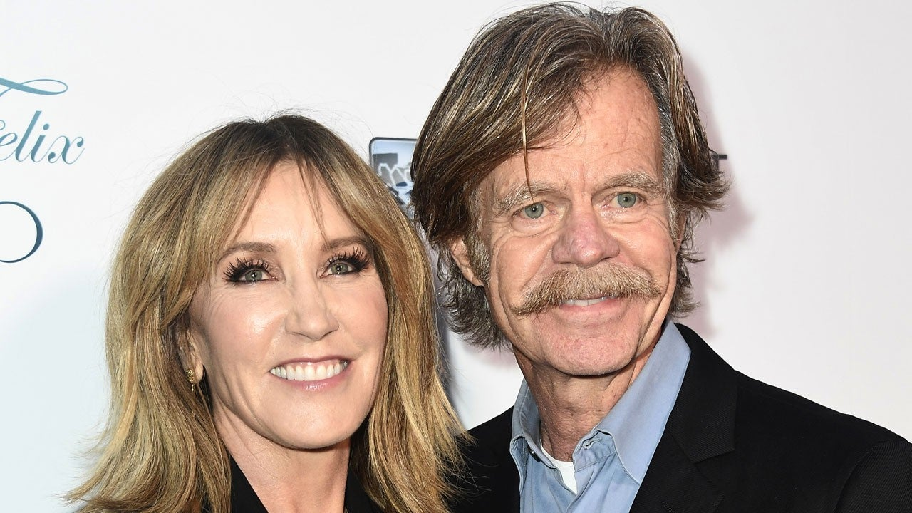 who is felicity huffman married to