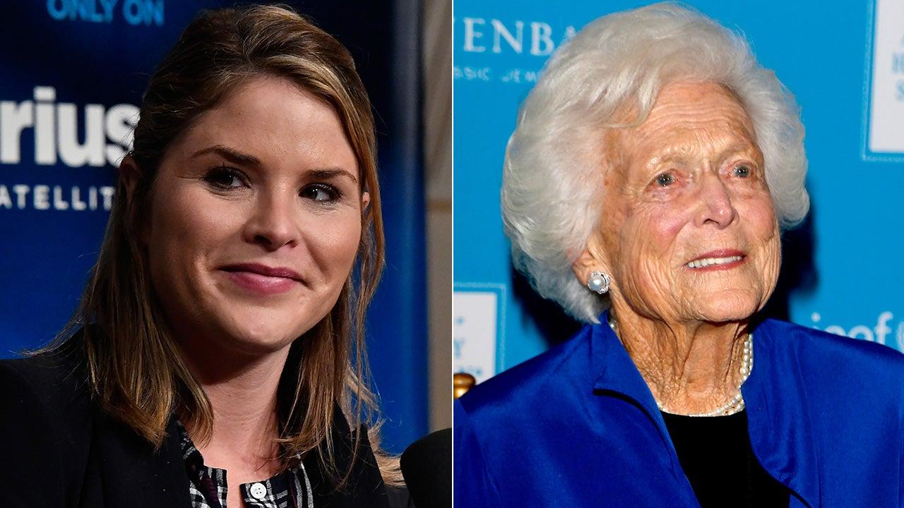 Jenna Bush Hager Remembers Late Grandmother Barbara Bush: \u2018This Force of a Woman ...