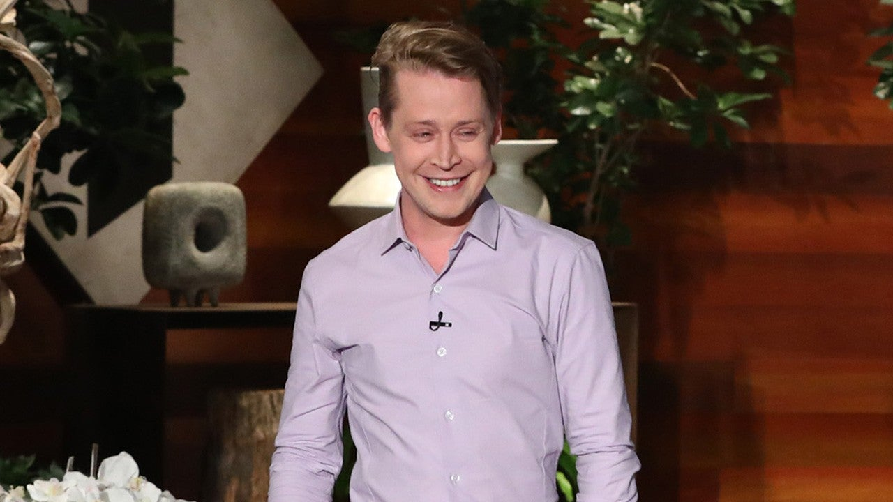 Macaulay Culkin Says He Stays Indoors At Christmastime To