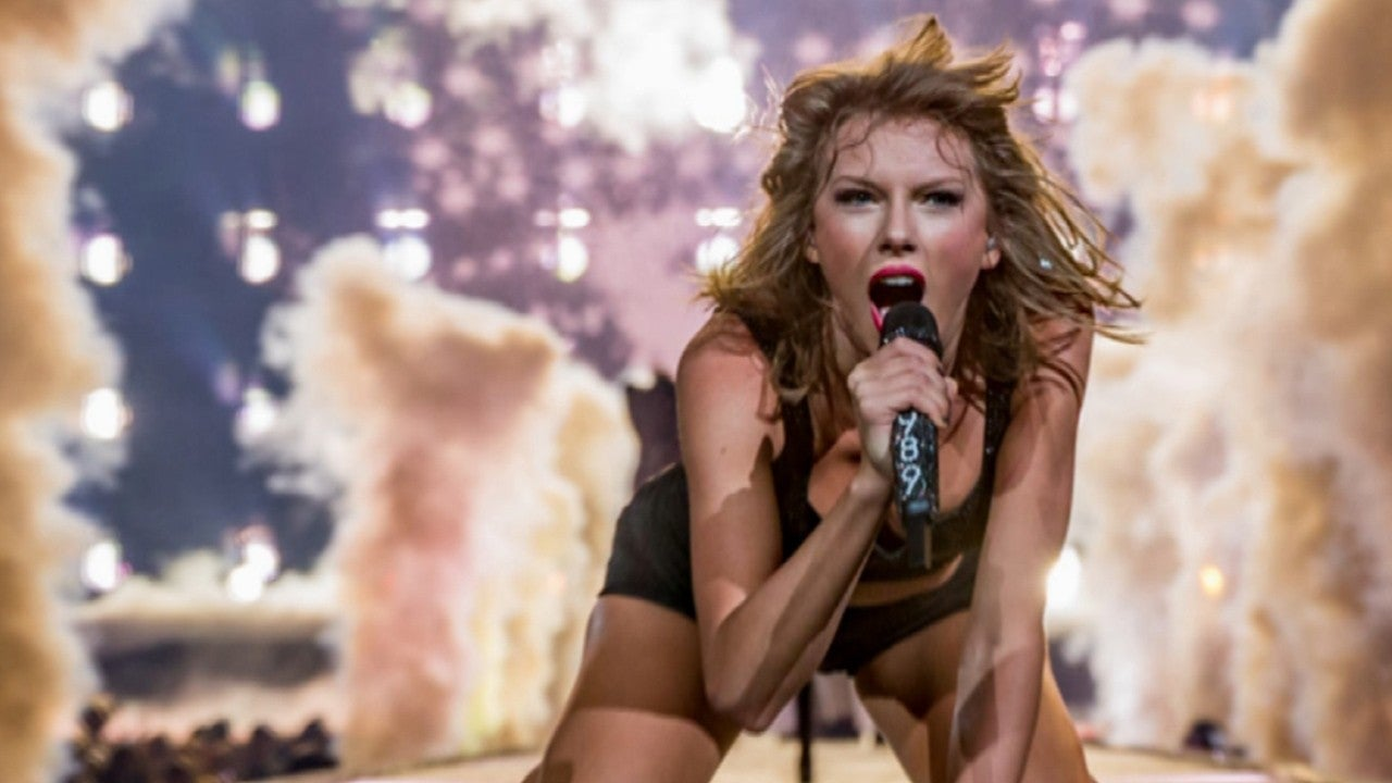 Taylor Swift Counts Down To Reputation Tour With Fun Facts Entertainment Tonight