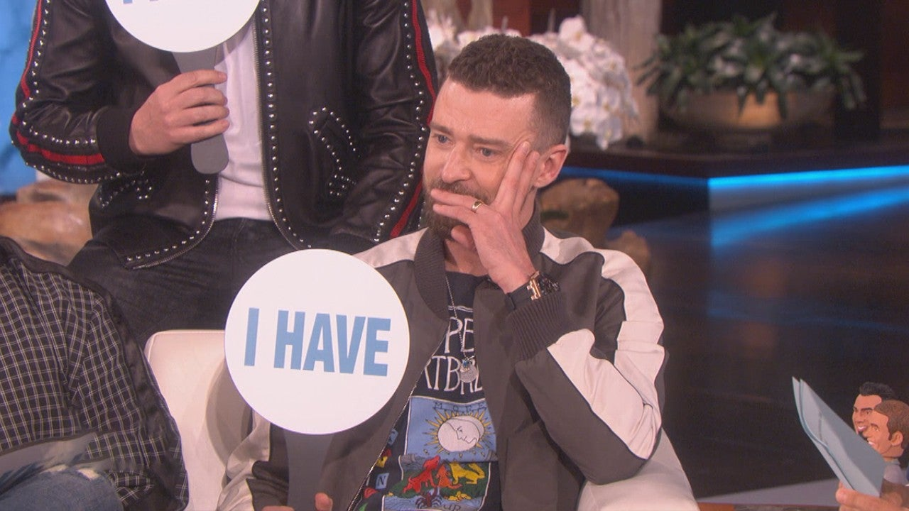 Justin Timberlake hooked up with a Spice Girl and we need to know who
