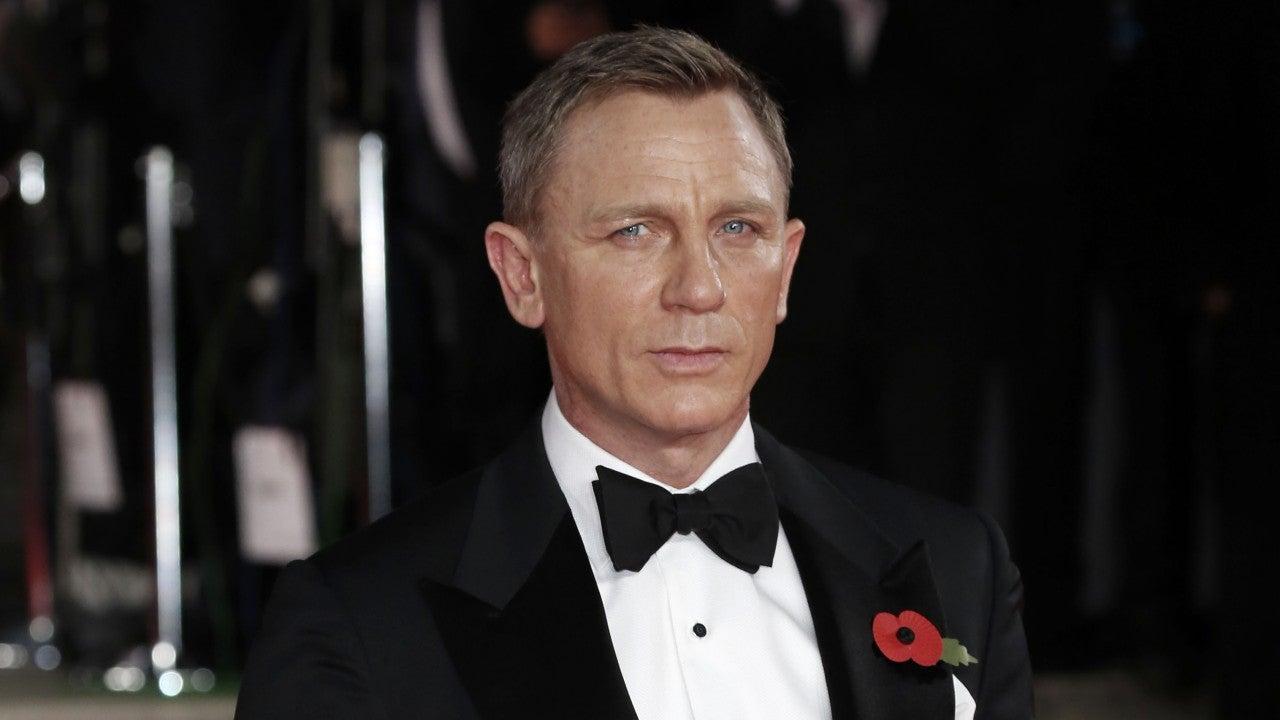 James Bond Is Back! Da...