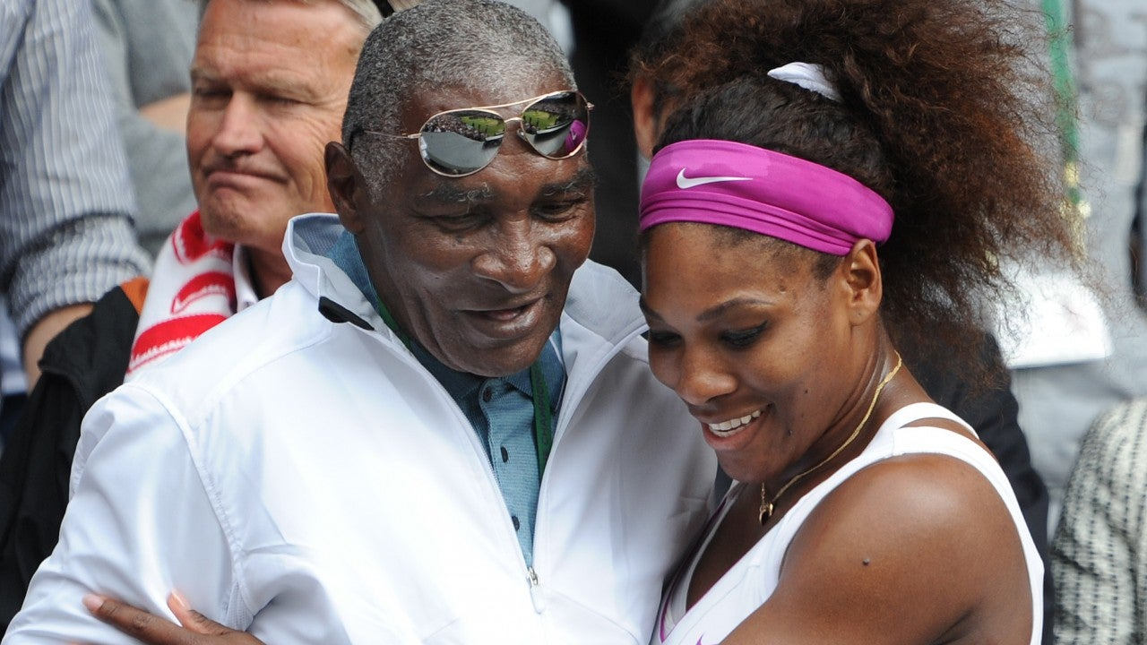 Serena Williams Reveals Why Her Dad Dropped Out Of Walking