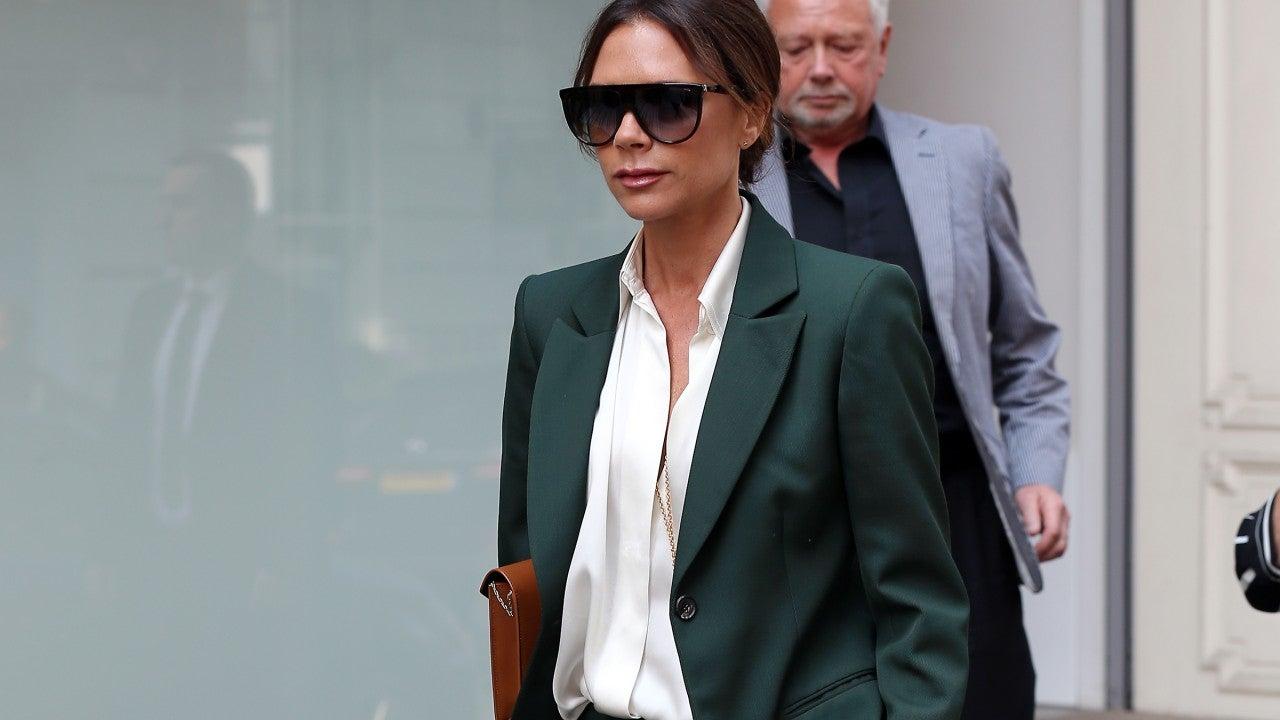 Victoria Beckham Gives Her Take on Meghan Markle\'s Wedding Dress ...