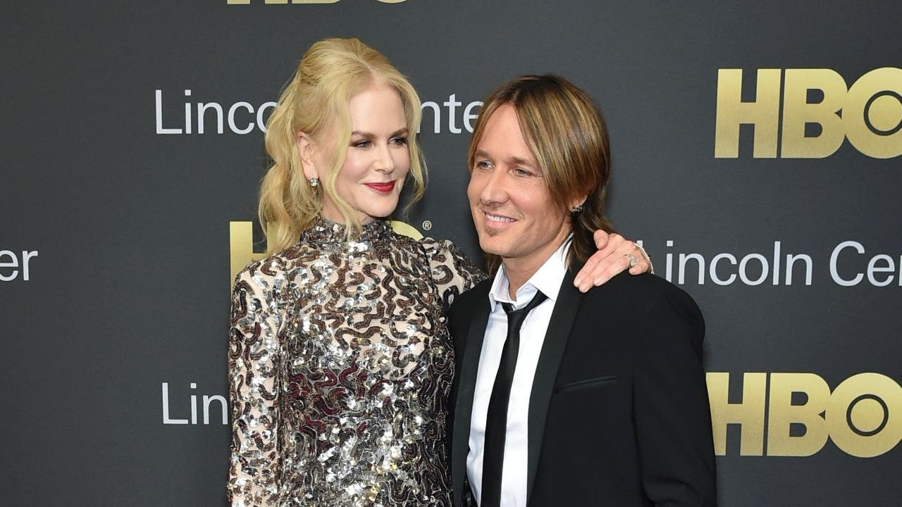 Relationship Advice From Keith Urban And Nicole Kidman: Keith Urban And Nicole Kidman Share Candid Throwbacks Of