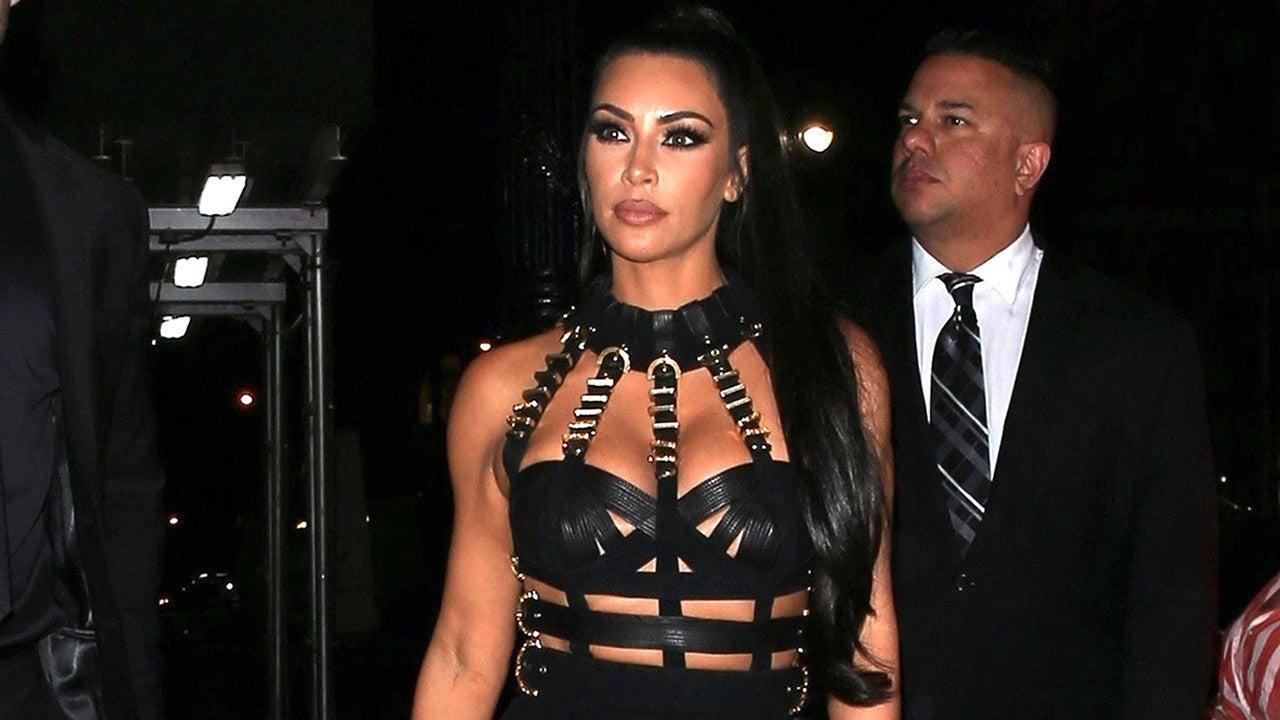 Kim Kardashian Explains Kanye West\'s 2018 Met Gala Absence, Wears ...