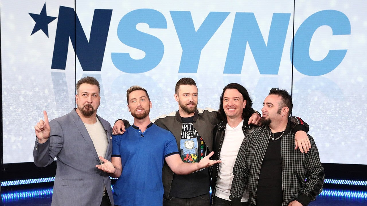 Lance Bass Reveals If Justin Timberlake Joins *NSYNC's Zoom Happy Hour