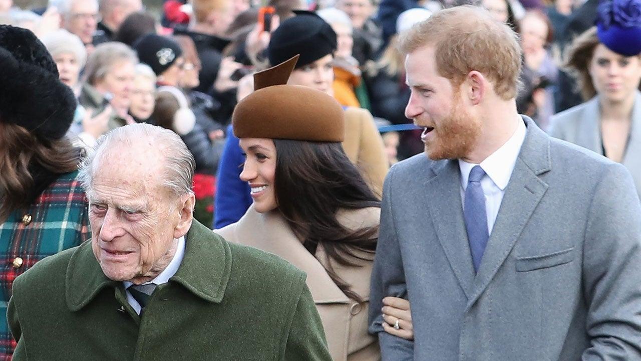 Prince Philip Attending Royal Wedding 6 Weeks After