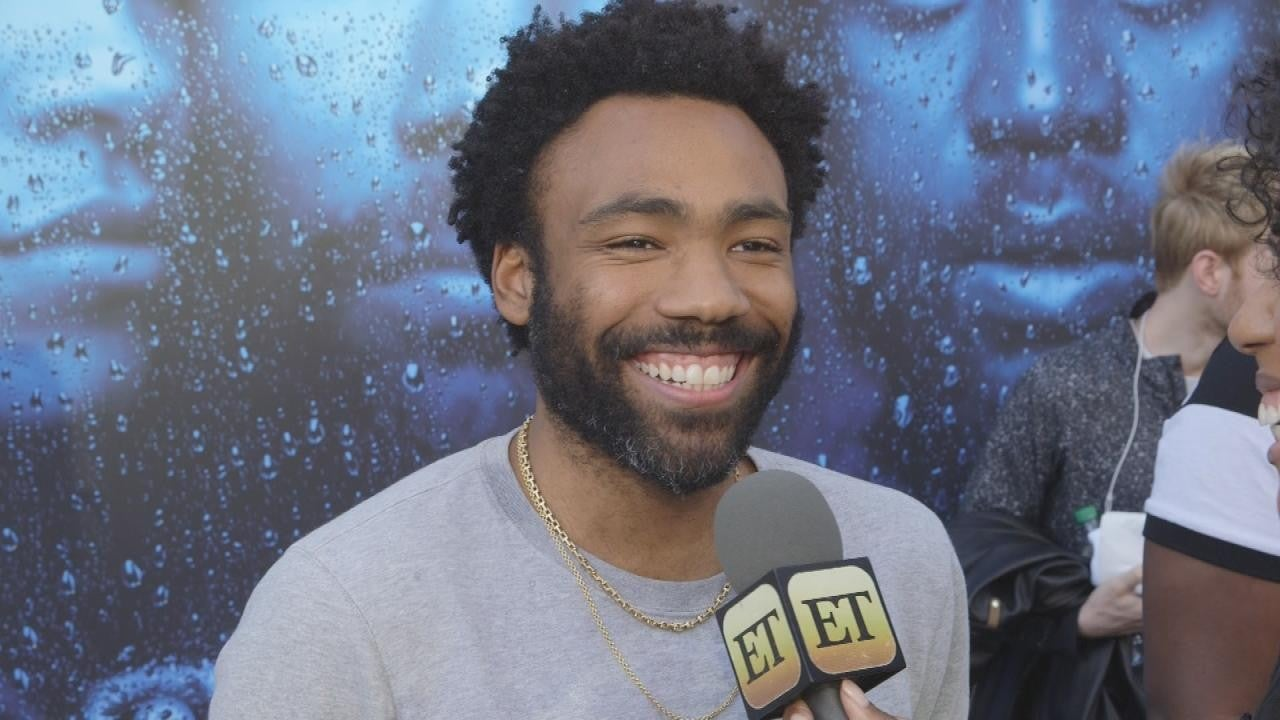Donald Glover Reacts to 'Willy Wonka' Remake Rumors (Exclusive)